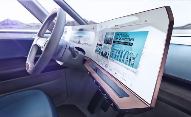 LG and Volkswagen join forces to create a connected car