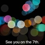 Apple announces launch event to unveil the iPhone 7