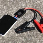 Power Jump 7.5 battery can charge all your mobile devices and jump start your car
