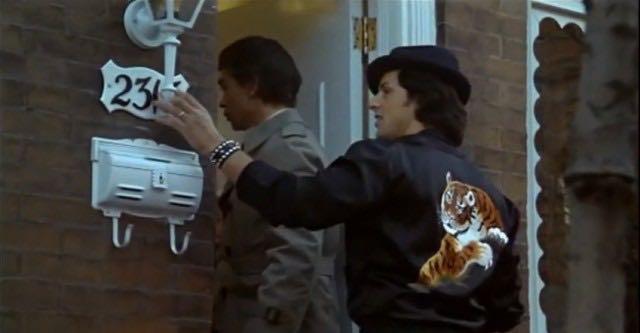 Rocky's home in Rocky II - No 2313