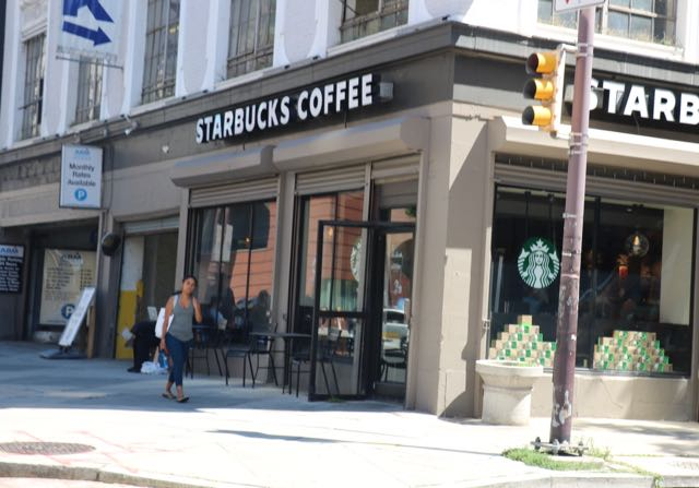 .... is now a Starbucks