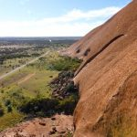 Drone footage shows Uluru like you've never seen it before