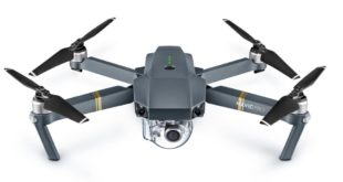 DJI's new Mavic Pro drone can fold down to the size of a water bottle
