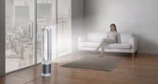 Dyson's new purifiers can clear the air and keep you warm or cool