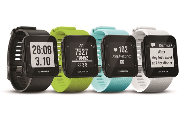 Garmin introduces Forerunner 35 GPS watch and VIRB Ultra 30 4K action camera