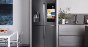 Samsung links with Woolworths so you can now shop from your fridge