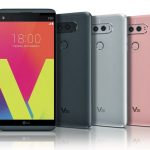 LG's new V20 smartphone is designed for film makers and audiophiles