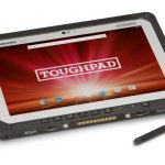 Panasonic's FZ-A2 Toughpad – a rugged Android tablet that can go anywhere