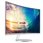 Samsung CF591 27-inch curved monitor review – high quality and immersive