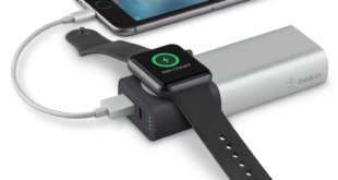 Belkin's Valet Charger Power Pack can charge your iPhone and Apple Watch