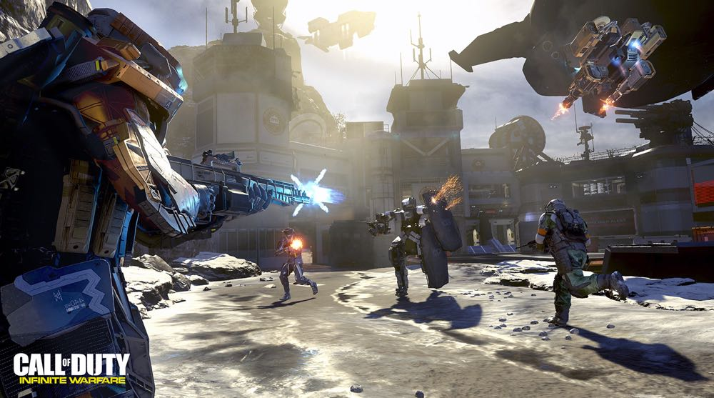 Multiplayer mode with Infinite Warfare