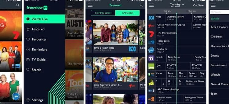 Freeview FV app to watch live TV anywhere is now available