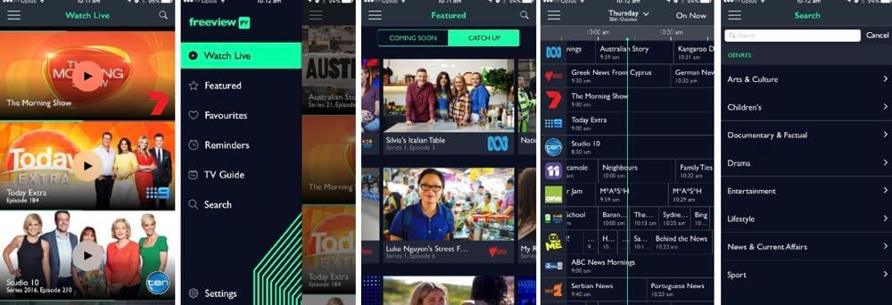 Freeview FV app to watch live TV anywhere is now available to
