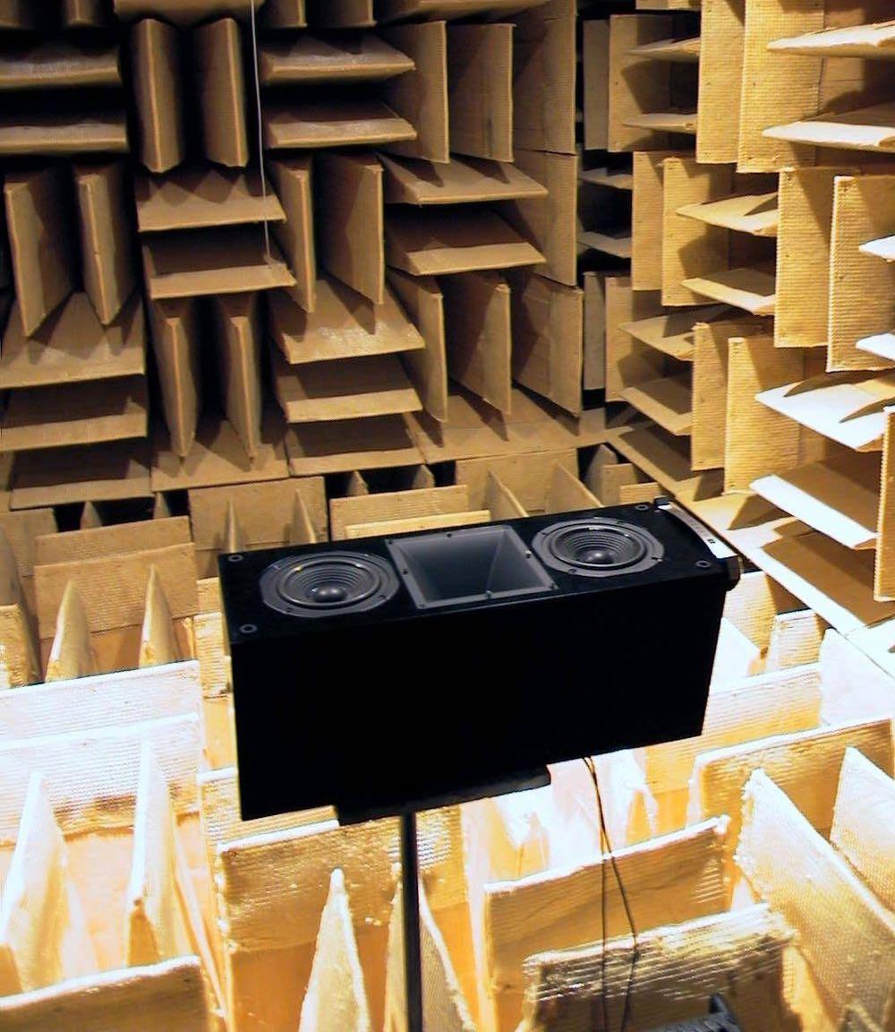 JBL puts its speakers through rigourous testing