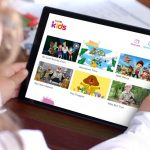 Foxtel has created a new app so your kids can watch their favourite shows