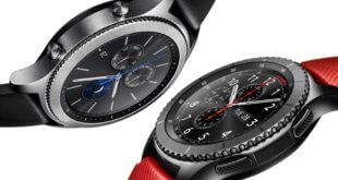 Samsung Gear S3 smartwatch review – great design and stylish functionality