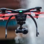 GhostDrone 2.0 VR drone is so easy to fly it will be fixed for free if you crash