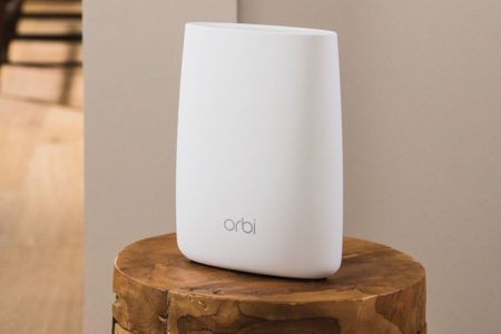 Netgear Orbi tri-band wi-fi system review - a wider and