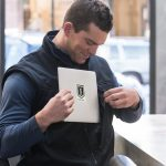 Meet SCOTTeVEST – the jacket that has room for your laptop and all your gadgets