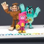 Toontastic 3D storytelling app is a fun and powerful way to unleash your child's imagination