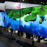 Our hands-on look at LG's incredible Signature W OLED wallpaper TV