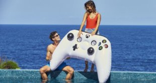 Microsoft releases inflatable Xbox One S controller to celebrate Australia Day