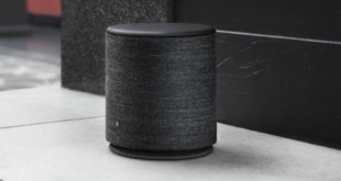 The new Beoplay M5 wireless speaker offers style and omnidirectional sound