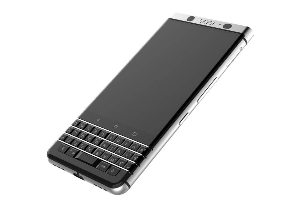 BlackBerry is making a comeback with a new smartphone that ...