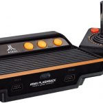 Play classic games like Space Invaders, Frogger and Pong on your TV with Atari Flashback 7