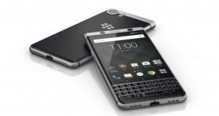 BlackBerry is back with the KEYone smartphone and yes, it has a physical keyboard
