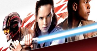 First look at Rey, Finn and Poe from Star Wars: The Last Jedi