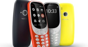 Nokia brings back the 3310 for a blast from the past alongside new Android devices