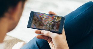 Sony Mobile unveils the XZ Premium – the world's first to feature a 4K HDR display