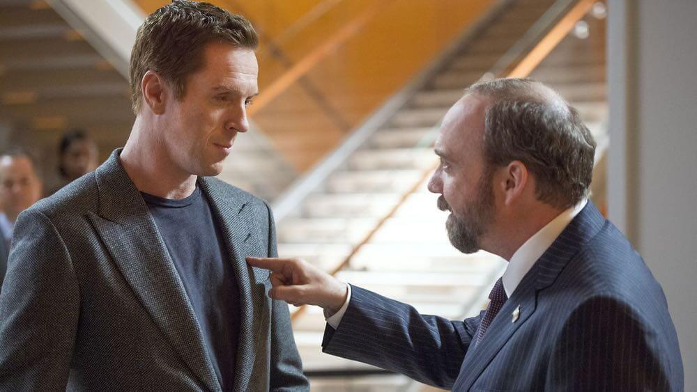 Billions is available to stream on Stan