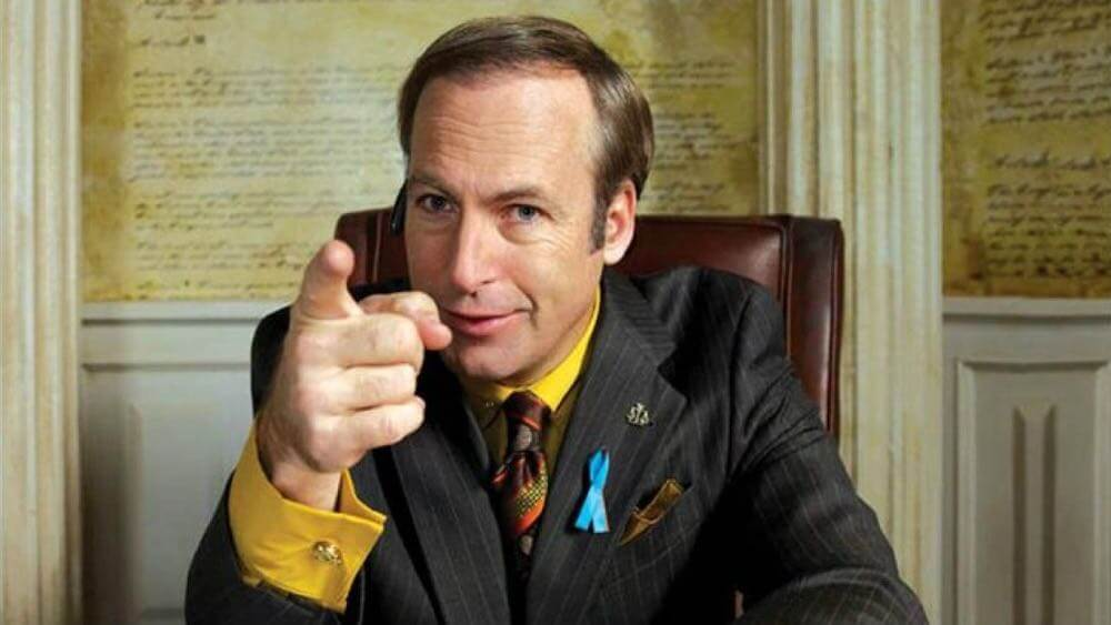 Popular series Better Call Saul