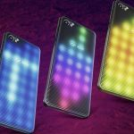 Alcatel's new A5 LED smartphone will light up your life