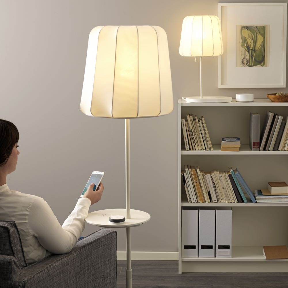 ikea unveils a smart lighting solution you can control. Black Bedroom Furniture Sets. Home Design Ideas