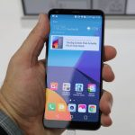 Our hands-on look at the LG G6 and the date you can get your hands on it.