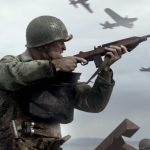 The latest Call of Duty game goes back in time to World War II