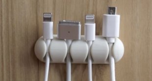 Organise your cables and power cords with BlueLounge's range of products