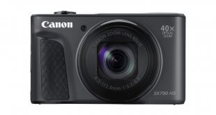 Canon unveils PowerShot SX730 HS superzoom digital camera