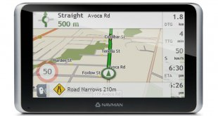 Navman's DriveDuo SUV combines dashcam and a GPS that can take you offroad