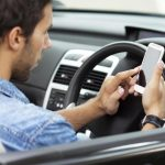 Australians still not getting the message about using their phones while driving