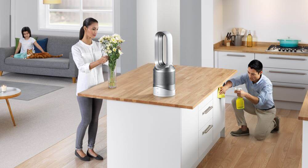 Dyson Unveils New Air Purifiers To Rid Your Home Of