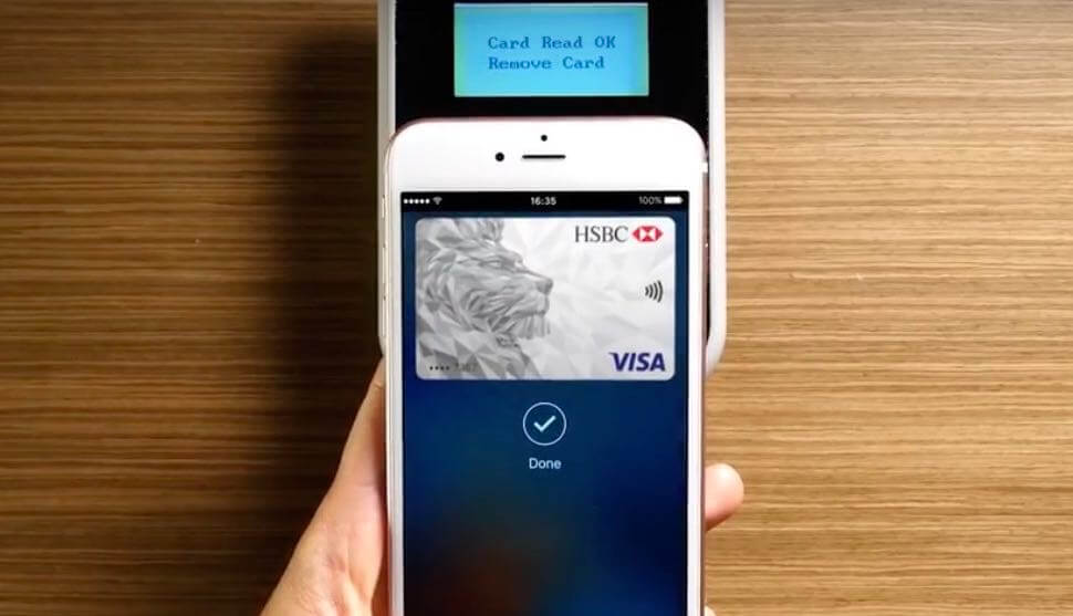 Apple pay now available for hsbc credit card customers tech guide thecheapjerseys Gallery