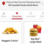 MyMacca's app updated to add drive-thru convenience