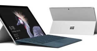 Take a look at Microsoft's latest version of the powerful Surface Pro