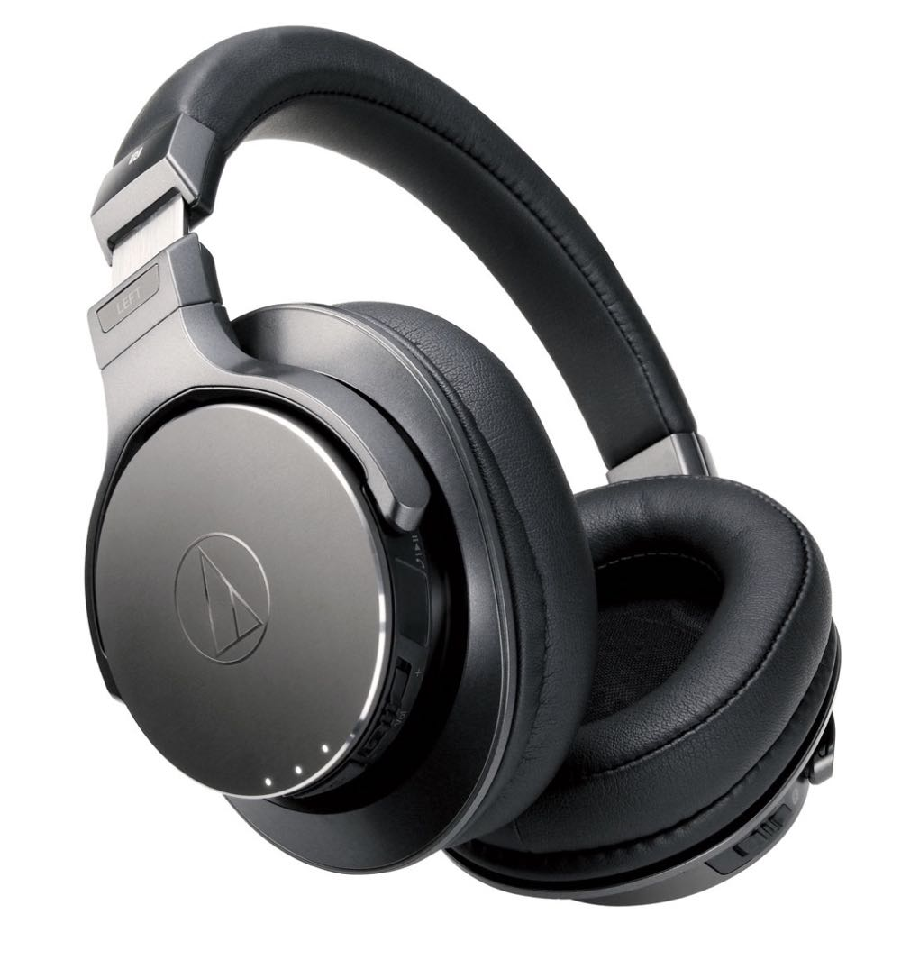 Audio-Technica ATH-DSR7BT wireless headphone review - pure ...