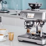 Breville Oracle Touch produces cafe quality coffee at home