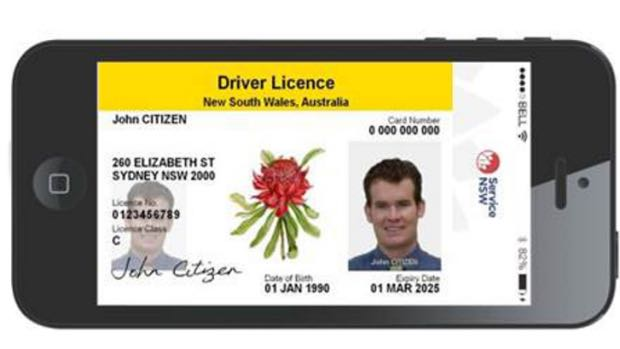 Is it OK to carry a photo of your driver's licence instead